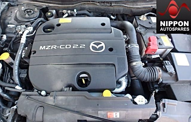 Mazda Turbo Diesel Engine R P