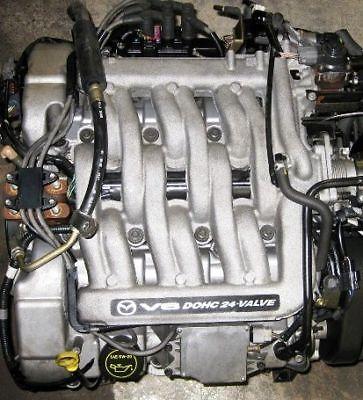 Mazda mpv gy de 2 5 v6 dohc petrol engine for 2001 mazda mpv window motor